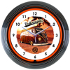 VW Bus Neon Clock Thumbnail
