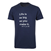 Life is Atlas T-Shirt Thumbnail