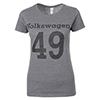 Volkswagen 49 T-Shirt - Ladies' Thumbnail