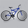 Mountain Bike - Blue Thumbnail