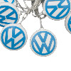 VW Logo String Lights Thumbnail