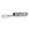 European License Keychain Thumbnail