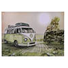 VW Camper Green Fields Thumbnail