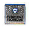 Volkswagen Technician Sign Thumbnail