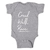 Crawl. Walk. Race Onesie Thumbnail