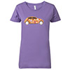 Flower Power Beetle T-Shirt Thumbnail