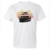 VW Golf Watercolor T-Shirt Thumbnail