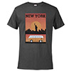New York Harbor T-Shirt Thumbnail