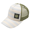 Striped Mesh Cap Thumbnail
