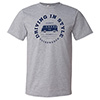 Driving In Style T-Shirt Thumbnail