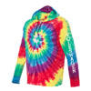 Tie-Dye Hooded T-Shirt Thumbnail