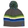 Striped Pom Beanie Thumbnail