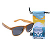 Wood Sunglasses with Pouch Thumbnail