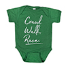 Crawl. Walk. Race. 2.0 Onesie Thumbnail