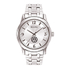 Men's Bulova® Stainless Steel Quartz Watch Thumbnail