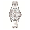 Ladies' Bulova® Stainless Steel Quartz Watch Thumbnail