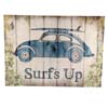 Surfs Up Metal Sign Thumbnail