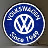 Volkswagen LED Sign Thumbnail