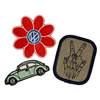 Beetle Heritage Patch Set Thumbnail
