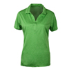 Bright Heathered Polo - Ladies' Thumbnail