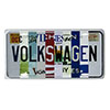Volkswagen State Plate Thumbnail
