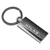 Atlas Chrome Key Ring Thumbnail