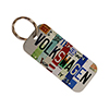 License Plate Keychain Thumbnail