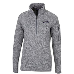 Patagonia® 1/4 zip Sweater - Ladies'