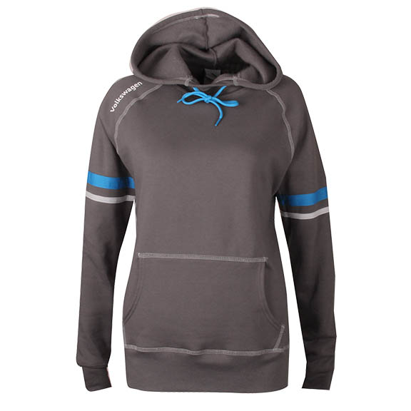 Ladies' Color Contrast Hoodie