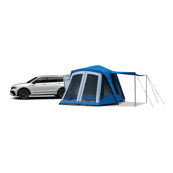 SUV/Mini C&ing Tent with Screen Room  sc 1 st  VW DriverGear & Product Detail - SUV/Mini Camping Tent with Screen Room