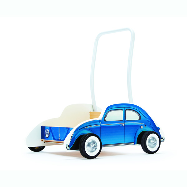 VW Beetle Baby Walker