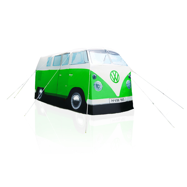 Bus Tent - Green