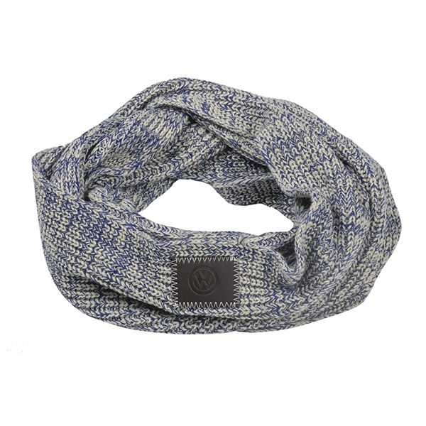 Patch Infinity Scarf
