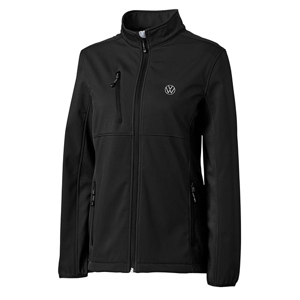 Ladies' Volkswagen Softshell