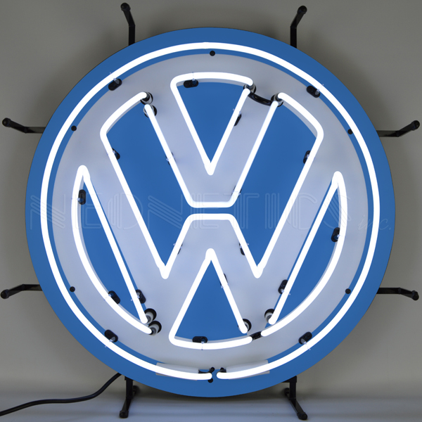 VW Neon Sign