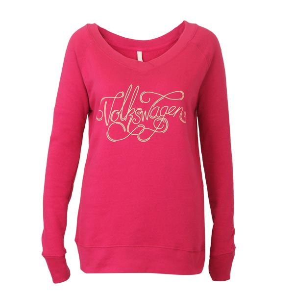 Ladies' Scroll Sweatshirt