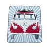 Bus Picnic Blanket - Red