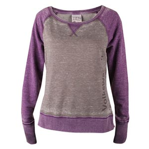 Ladies' Fleece Crewneck