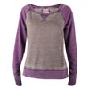 Ladies' Fleece Crewneck Thumbnail