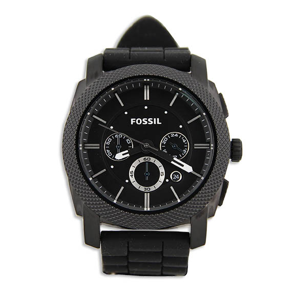 Fossil® Machine Watch